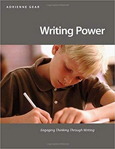 9781551382630: Writing Power: Engaging Thinking Through Writing