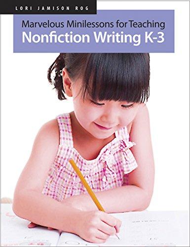 9781551383033: Marvelous Mini-Lessons for Teaching Nonfiction