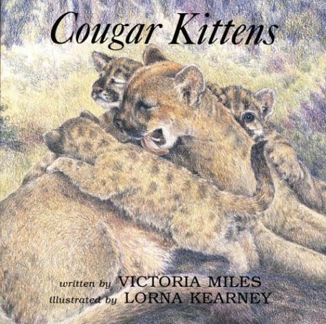 Cougar Kittens: Miles, Victoria