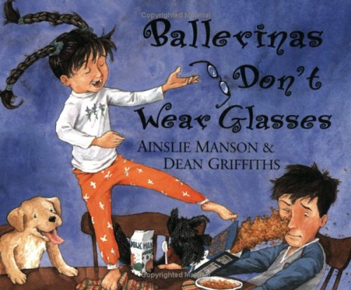Ballerinas Don't Wear Glasses: Manson, Ainslie