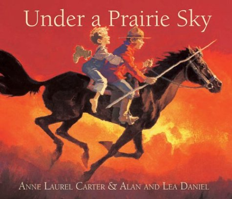 9781551432823: Under a Prairie Sky