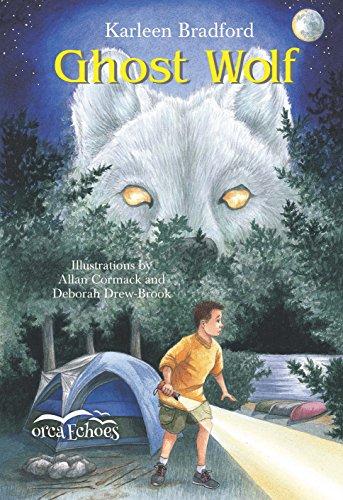 Ghost Wolf (Orca Echoes): Bradford, Karleen