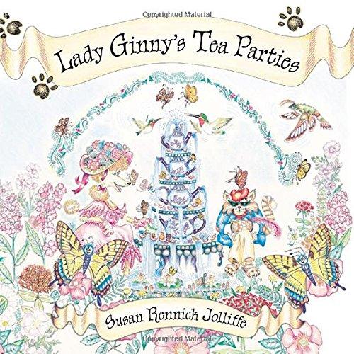 9781551433981: Lady Ginny's Tea Parties