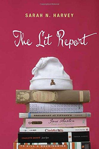 The Lit Report: Sarah N. Harvey