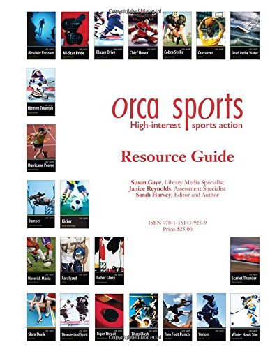 9781551439259: Orca Sports Resource Guide