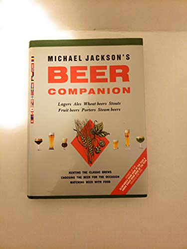 9781551440019: Michael Jackson's Beer Companion