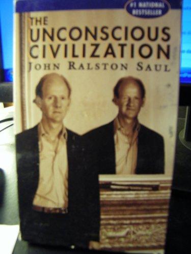 9781551441214: the unconscious civilization on 2 Audio Cassettes