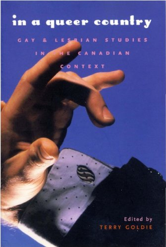 9781551521053: In a Queer Country: Gay & Lesbian Studies in the Canadian Context