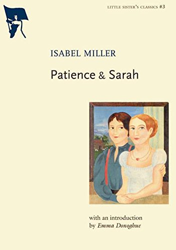 9781551521916: Patience and Sarah (Little Sister's Classics)