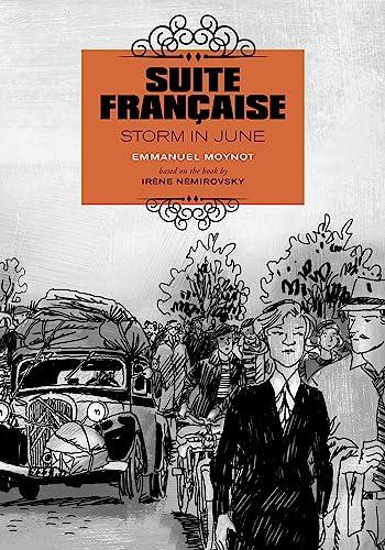 9781551525969: Suite Française: Storm in June: A Graphic Novel
