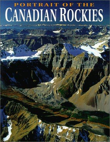 9781551531564: Portrait of Canadian Rockies