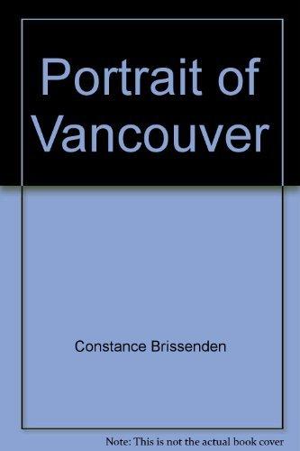 9781551531809: Portrait of Vancouver (Portrait)