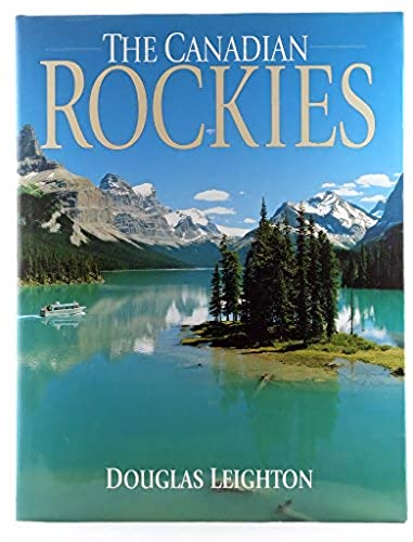 9781551531939: The Canadian Rockies