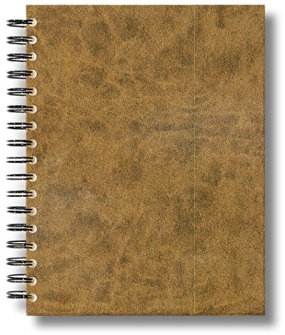9781551562568: Saddle Leather Blank Book