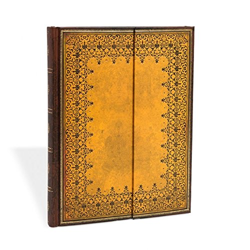 Paperblanks Old Leather Embossed Ultra Notebook with Lined Pages