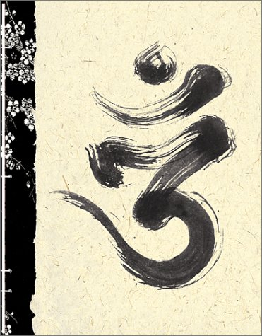 9781551562964: Handstitched Om Lined (Paperblanks Mystic Calligraphy Series)