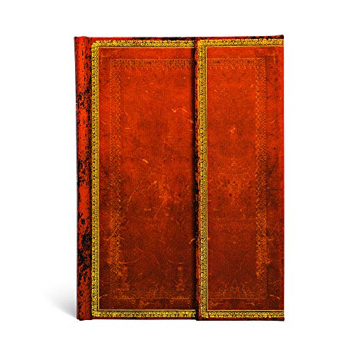 9781551563428: Paperblanks Handtooled Leather (Old Leather Wraps Series)