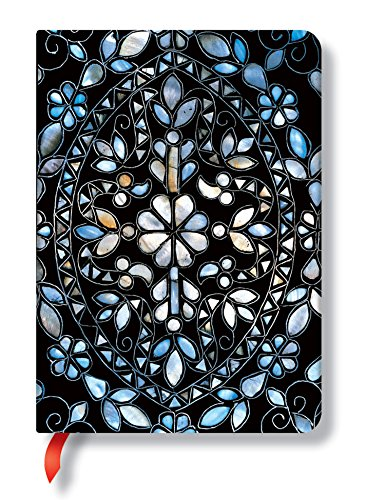 Mirror Vine: Lined (Paperblanks: Intricate Inlays): Editor-Paperblanks Book Company