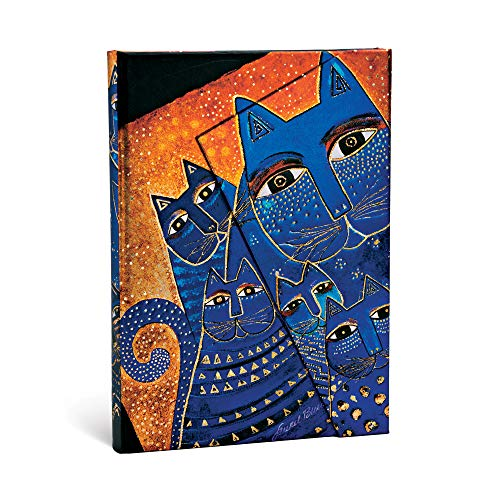 Mediterranean catsLined (Smythe Sewn Laurel Burch): Burch, Laurel