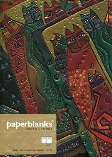 9781551563992: Santa Fe Felines: Lined (Paperblanks: Fantastic Felines)