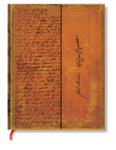9781551564302: William Shakespeare Wrap: Lined Journal (Embellished Manuscripts)