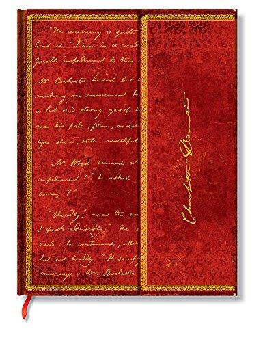 9781551564319: Charlotte Bronte Wrap: Lined Journal (Embellished Manuscripts)
