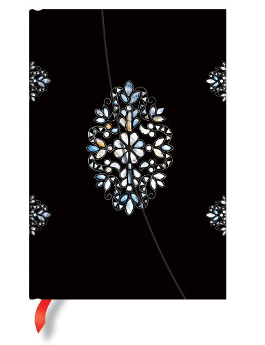 9781551564494: Smythe Sewn Jewelled Mini Wraps Mirror Jewel Lined (Paperblanks: Jewelled Mini Wraps)