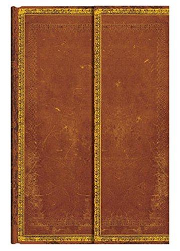PaperBlanks Handtooled Mini Flexi: Mini Flexi Wraps Lined: The Paperblanks Book Company