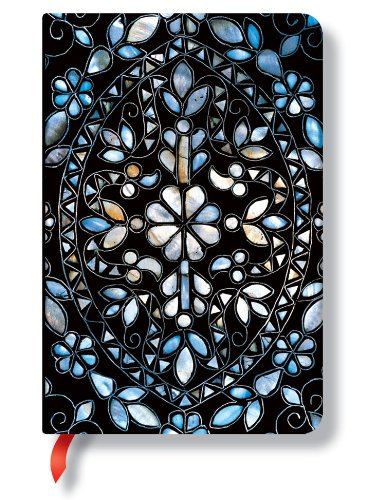 9781551564753: Mirror Vine Mini: Lined (Paperblanks: Intricate Inlays)