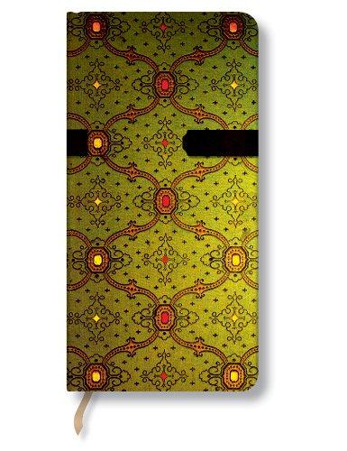 9781551564982: Slim Vert/Green: Lined (French Ornate Slim Notes)