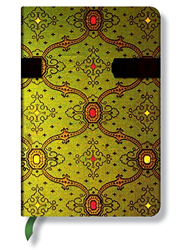 9781551565750: French Ornate Mini Vert Lined (Paperblanks: French Ornate Mini)