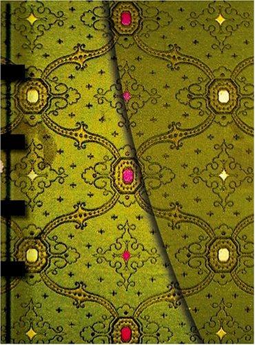9781551565996: French Ornate Vert Wrap (Paper Blanks)