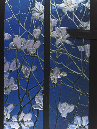 9781551566412: Tiffany Magnolias: Handstitched, Lined (Handstitched Tiffany Stained Glass)