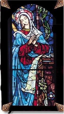 9781551566443: Madonna -Annunciation Biblio (Smythe Sewn Blue Madonnas)
