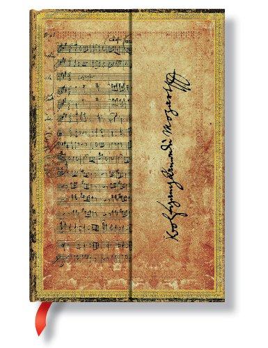 9781551566665: Embellished Manuscripts Mozart Mini Lined (Embellished Manuscripts Collection)