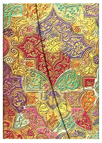 9781551567099: Paperblanks Papier Brocart�PB709-9 Carnet de note Lign� Ultra Multicolore