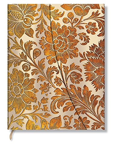 9781551567105: Brocaded Paper Honey Bloom Ultra Lined (Brocaded Paper Ultra)