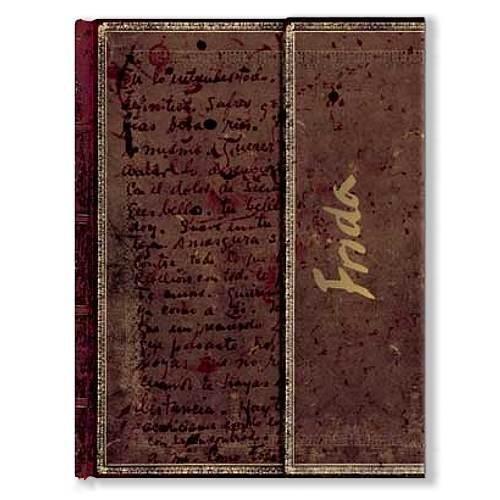 9781551568614: Frida Kahlo Ultimate Union Wrap Notebook