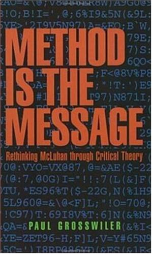 9781551640747: METHOD IS THE MESSAGE