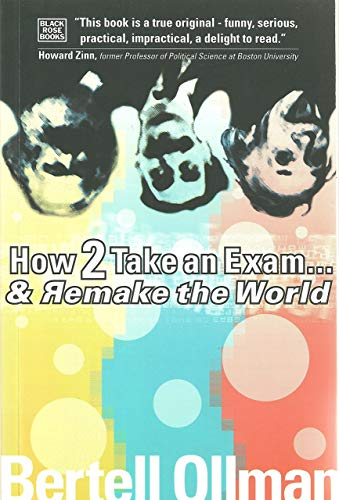 9781551641706: HOW TO TAKE AN EXAM