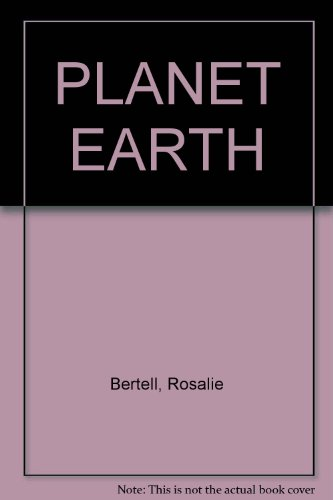 9781551641836: PLANET EARTH