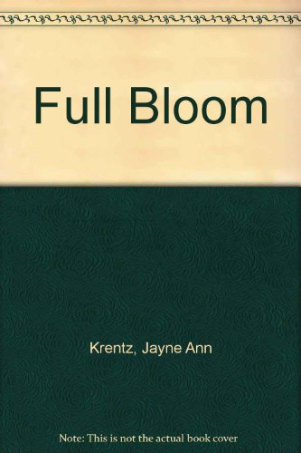 9781551662008: Full Bloom