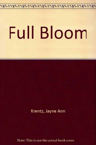 9781551663319: Full Bloom