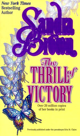 9781551664835: Thrill Of Victory