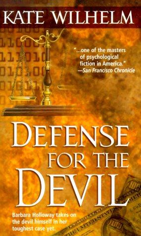 9781551666280: Defense For The Devil (Barbara Holloway Novels)