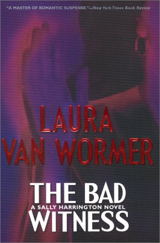 The Bad Witness, A Sally Harrington Novel (SIGNED)