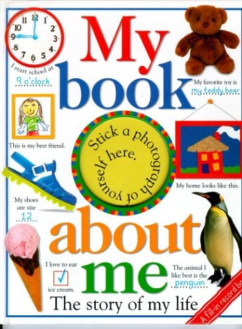 9781551680880: My Book About Me