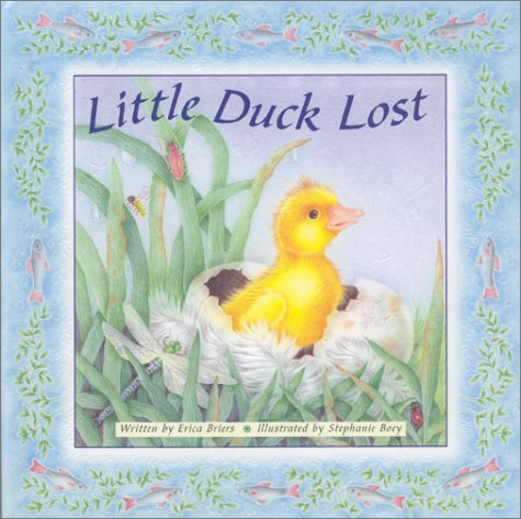 9781551682419: Little Duck Lost