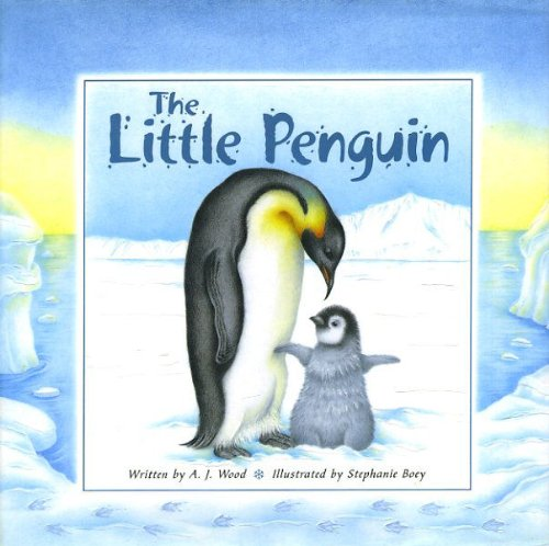 9781551682549: The LITTLE PENGUIN.