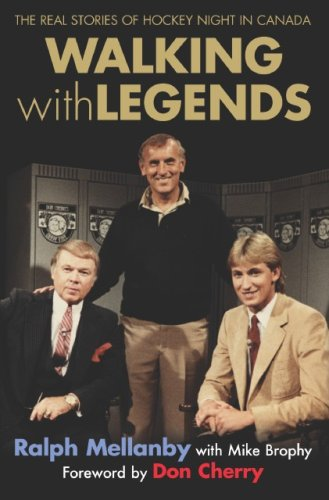 9781551683058: Walking with Legends: A View from the Inside